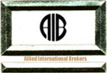 Allied International Brokers Inc, (AIB) logo