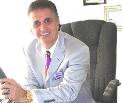 Broker Jeff Jafari